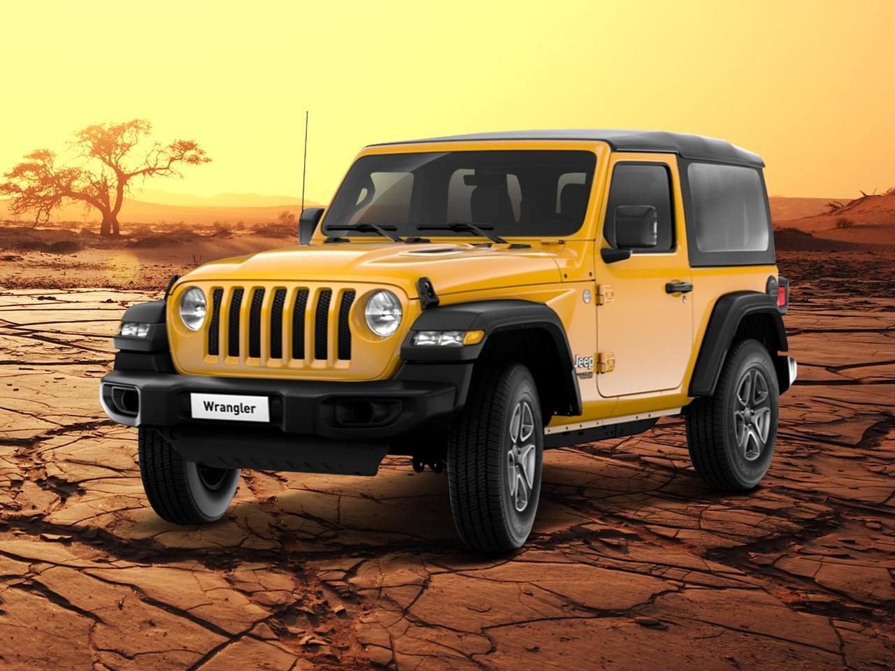 Jeep Wrangler JL Sport 2.0l T-GDI 4x4 MY21