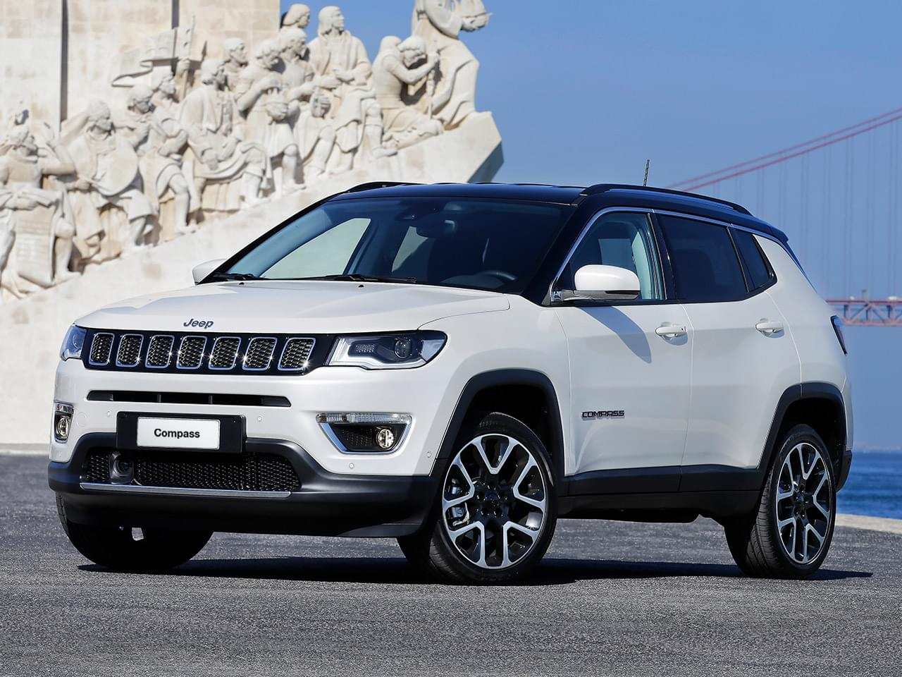 Jeep Compass Limited MY19 MultiAir 4x4 - Automatik