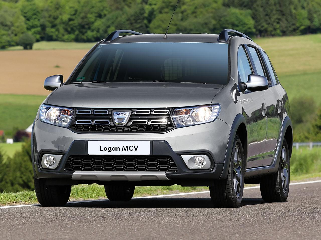 Dacia Logan MCV Stepway TCe 90 Easy-R Automatik