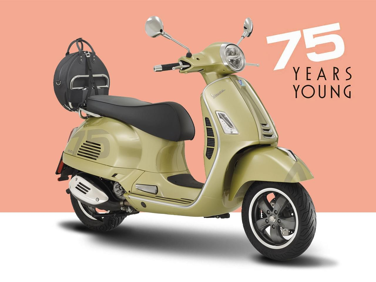 Vespa GTS 75th SuperTech 125 HPE ABS - Modell 2021