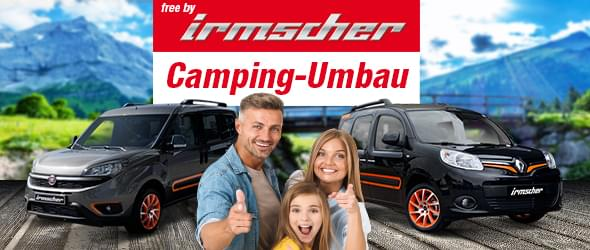 Unsere Camping Modelle