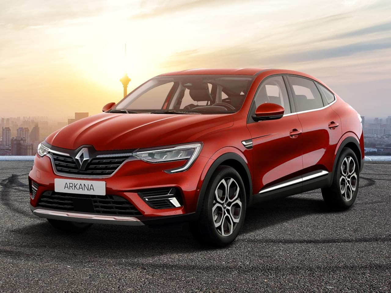 Renault Arkana Intens TCe 140 EDC Automatik