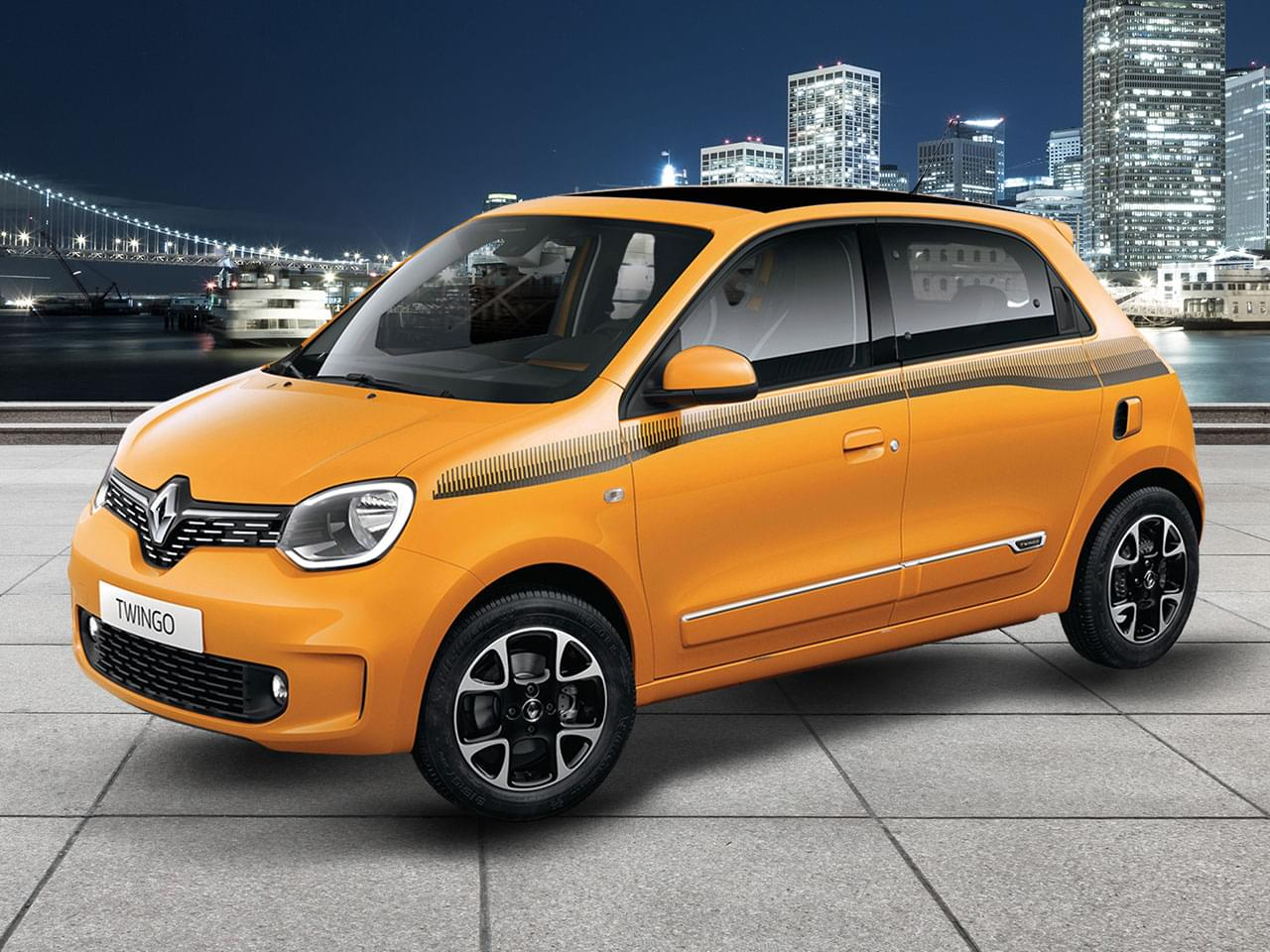 Renault Twingo Open Air Limited SCe 75 Start&Stopp