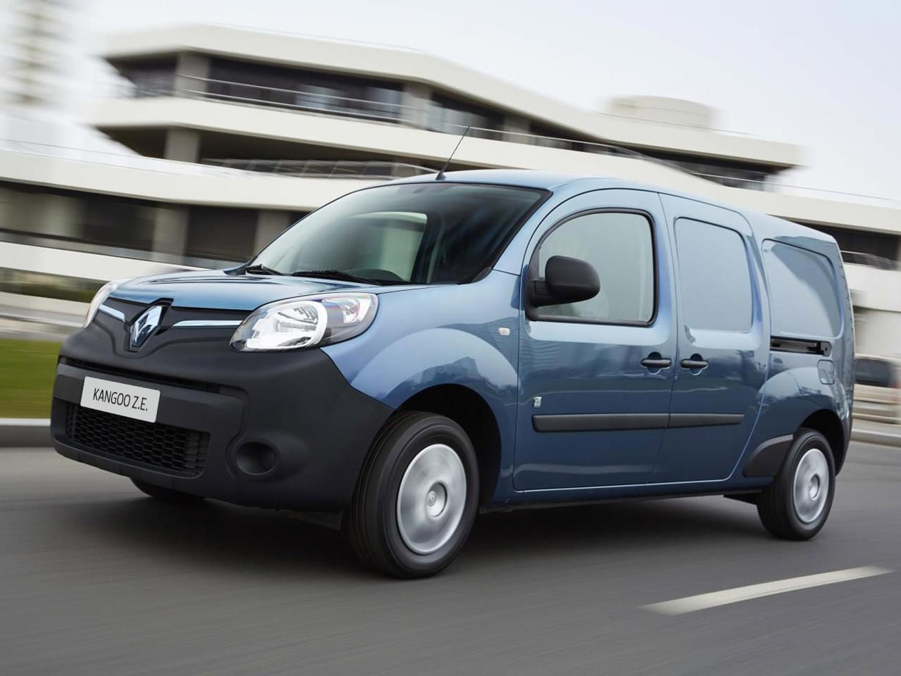Renault Kangoo Z.E. 2-Sitzer LKW Batteriemiete Z.E. Flex 33/40 monatlich 66€**