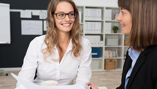 Berufliche Chancen in unserem Karriere-Portal