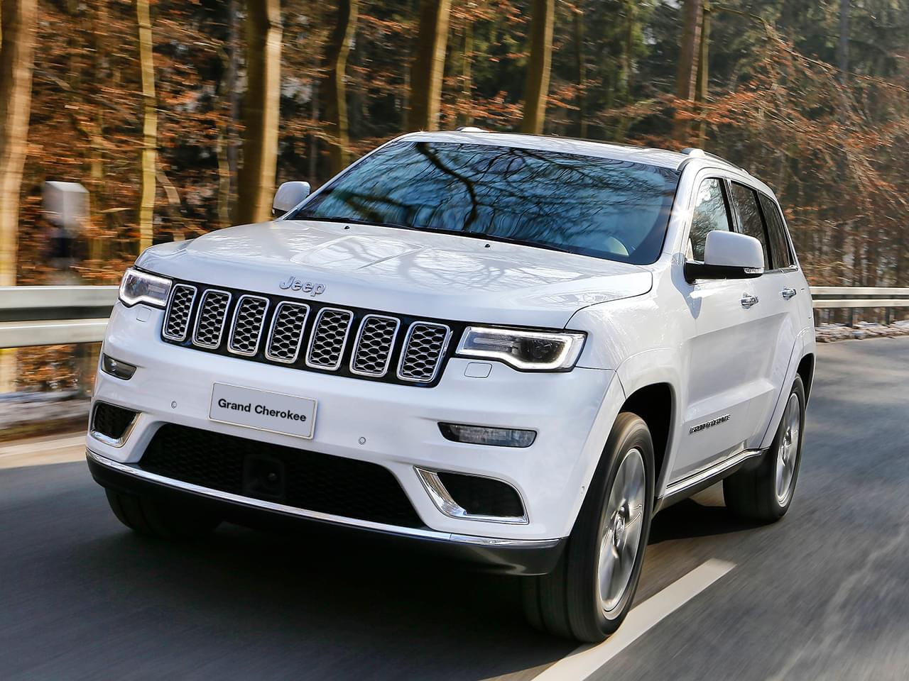 Jeep Grand Cherokee Summit 3.0l V6 250PS