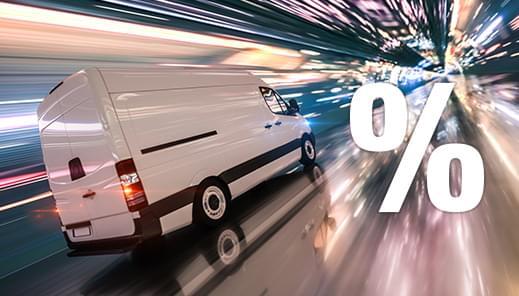 Günstige Auto- und Transporter Angebote für Ihr Gewerbe