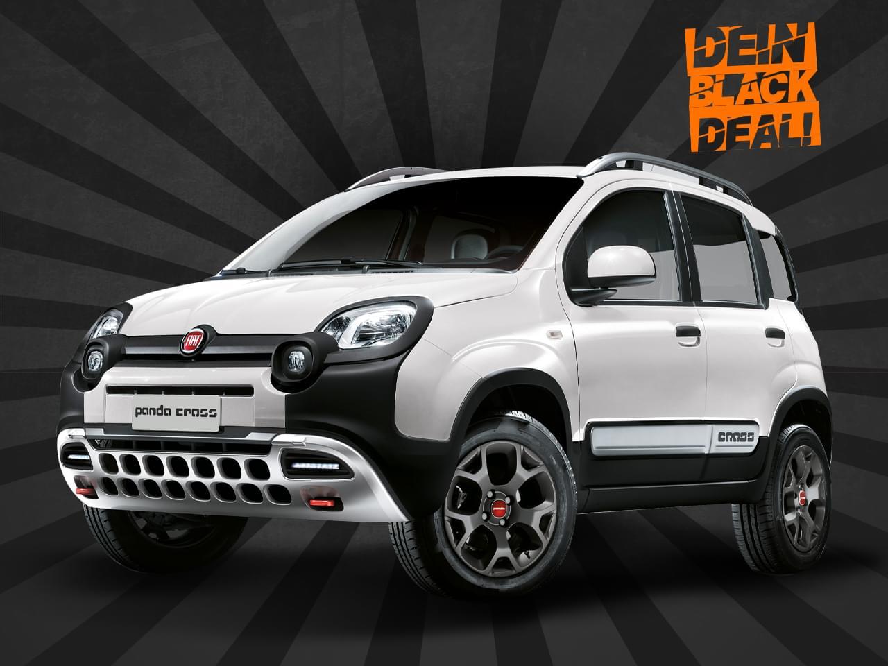 Fiat Panda City Cross More 1.2 8V