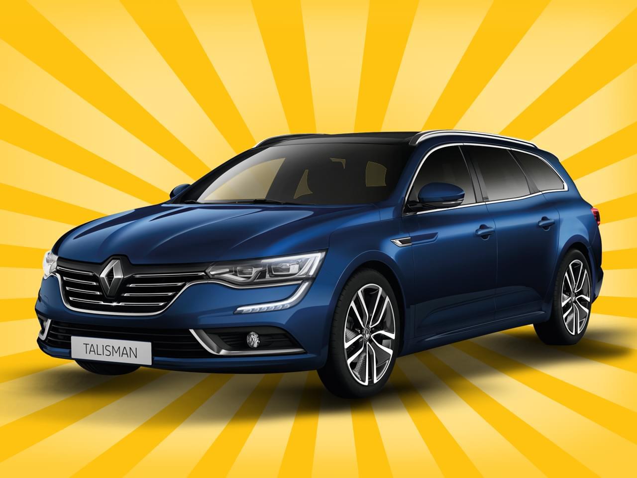 Renault Talisman Testleasing Limited TCe 160 Automatik