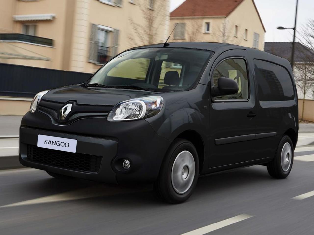 Renault Kangoo Automatik Rapid Extra Diesel dCi 90 EDC AUTOMATIK