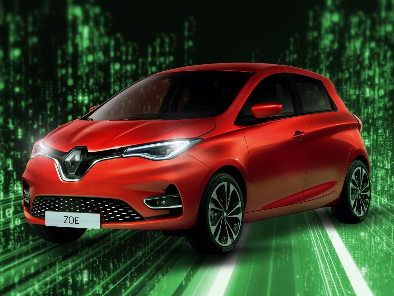 Renault Zoe 58 EURO* Intens Z.E.50 R135 -sofort lieferbar-