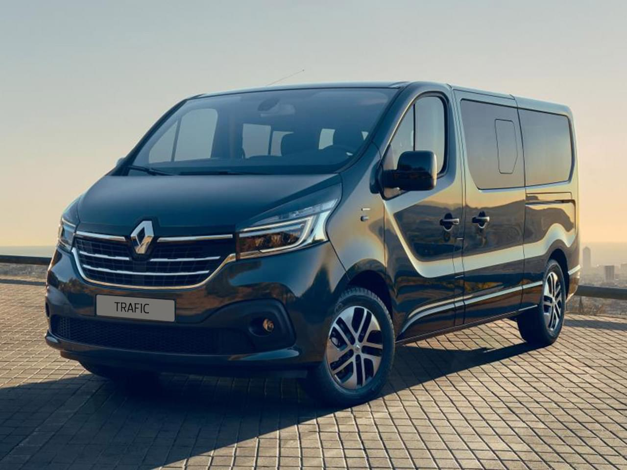 Renault Trafic Grand Combi Expression ENERGY 9-Sitzer dCi 120