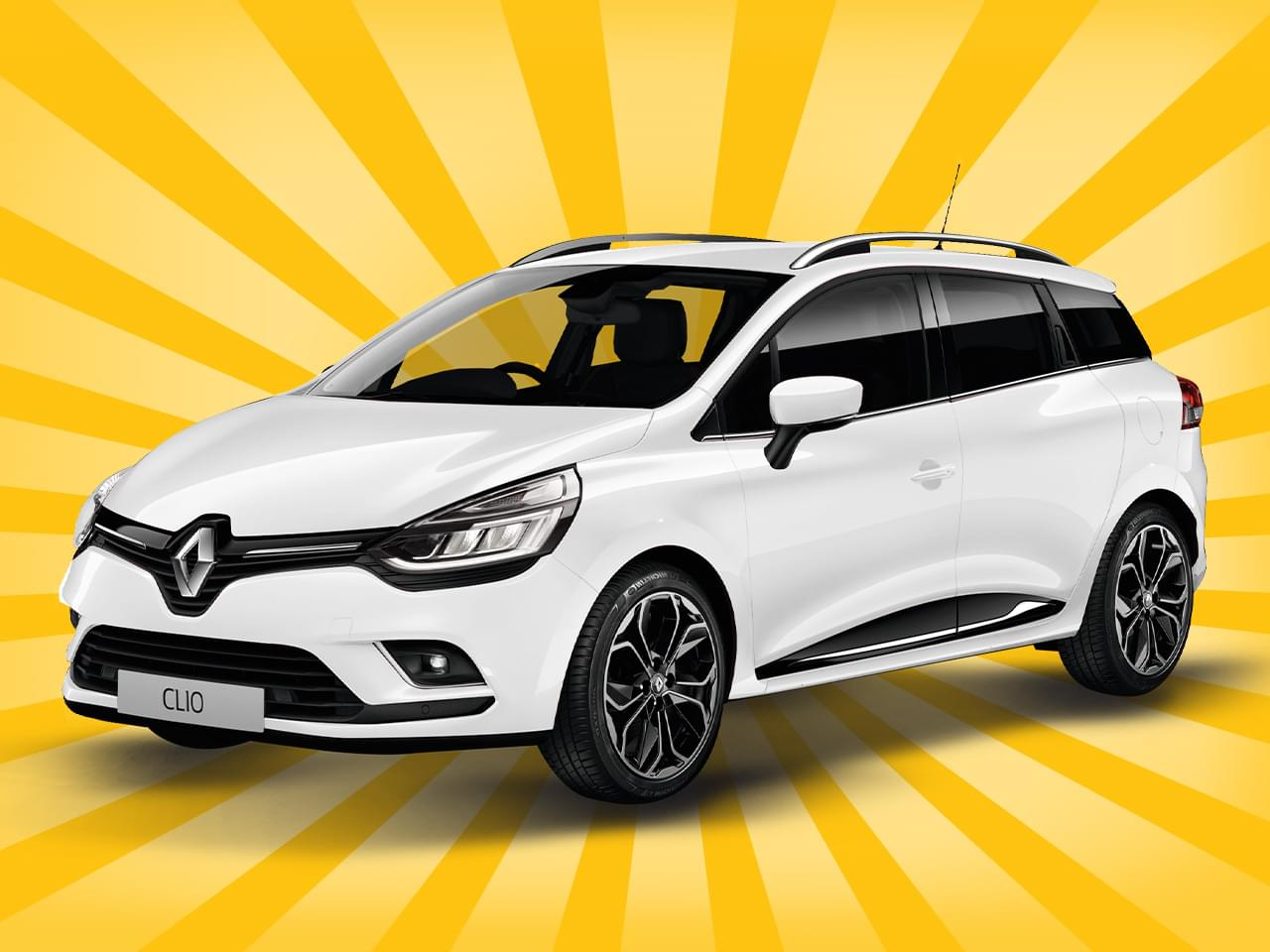 Renault Clio 4 Kombi Business Edition TCe 75