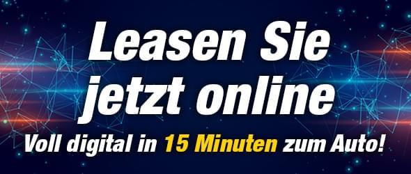 Leasen Sie jetzt vollständig online!