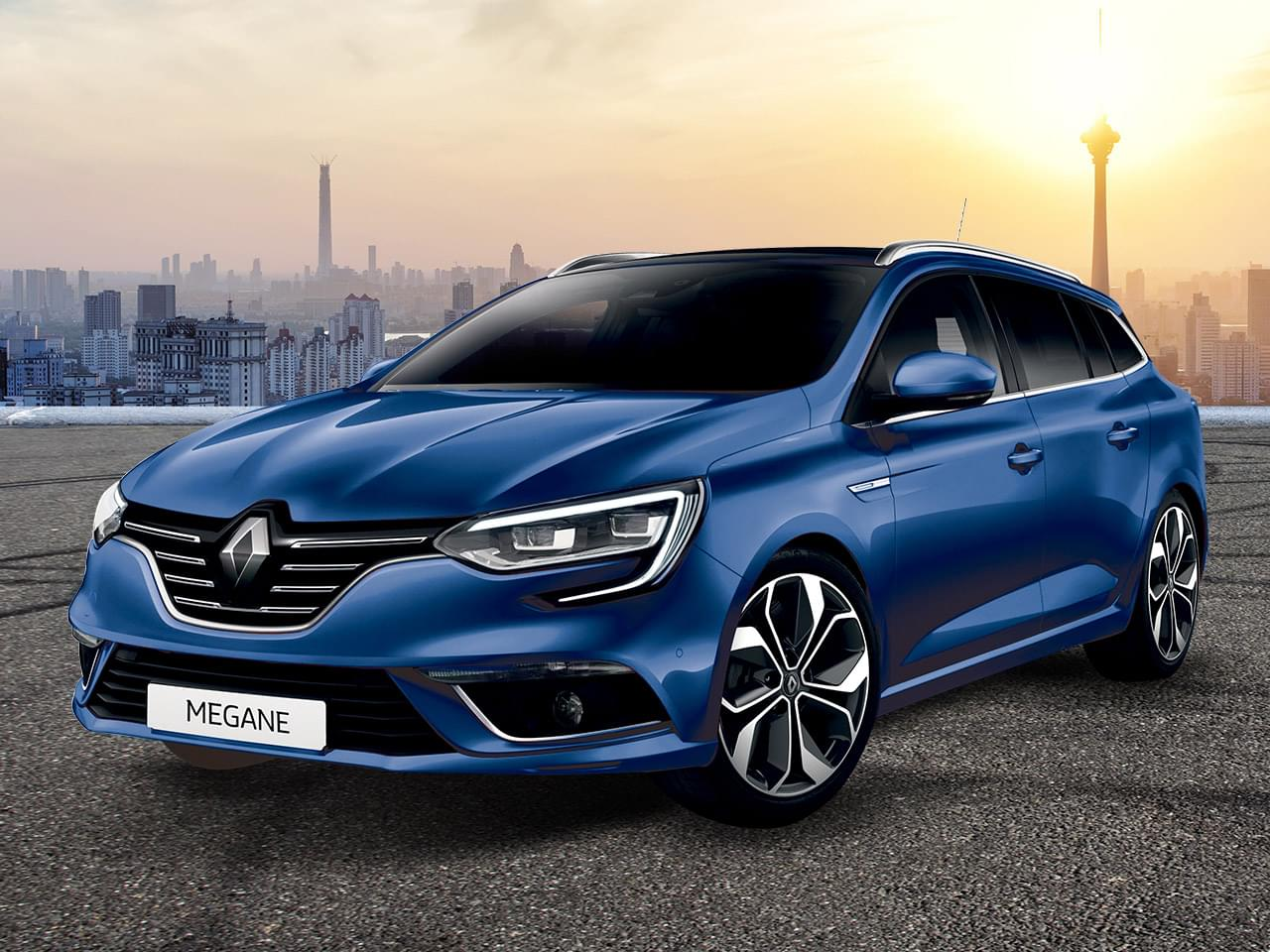 Renault Mégane Kombi Limited Deluxe TCe 115 GPF