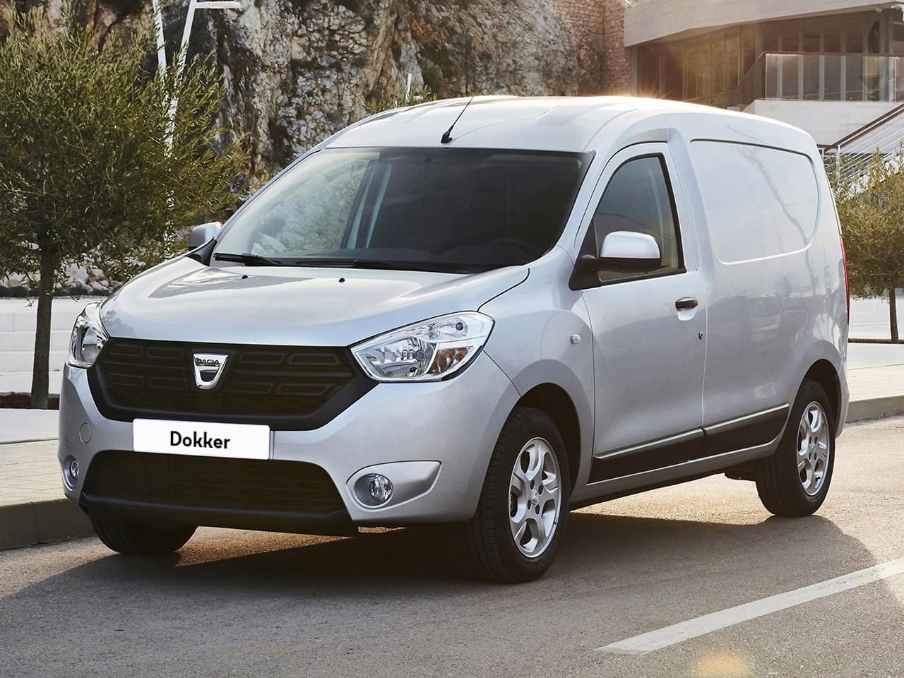 Dacia Dokker Express Comfort TCe 100