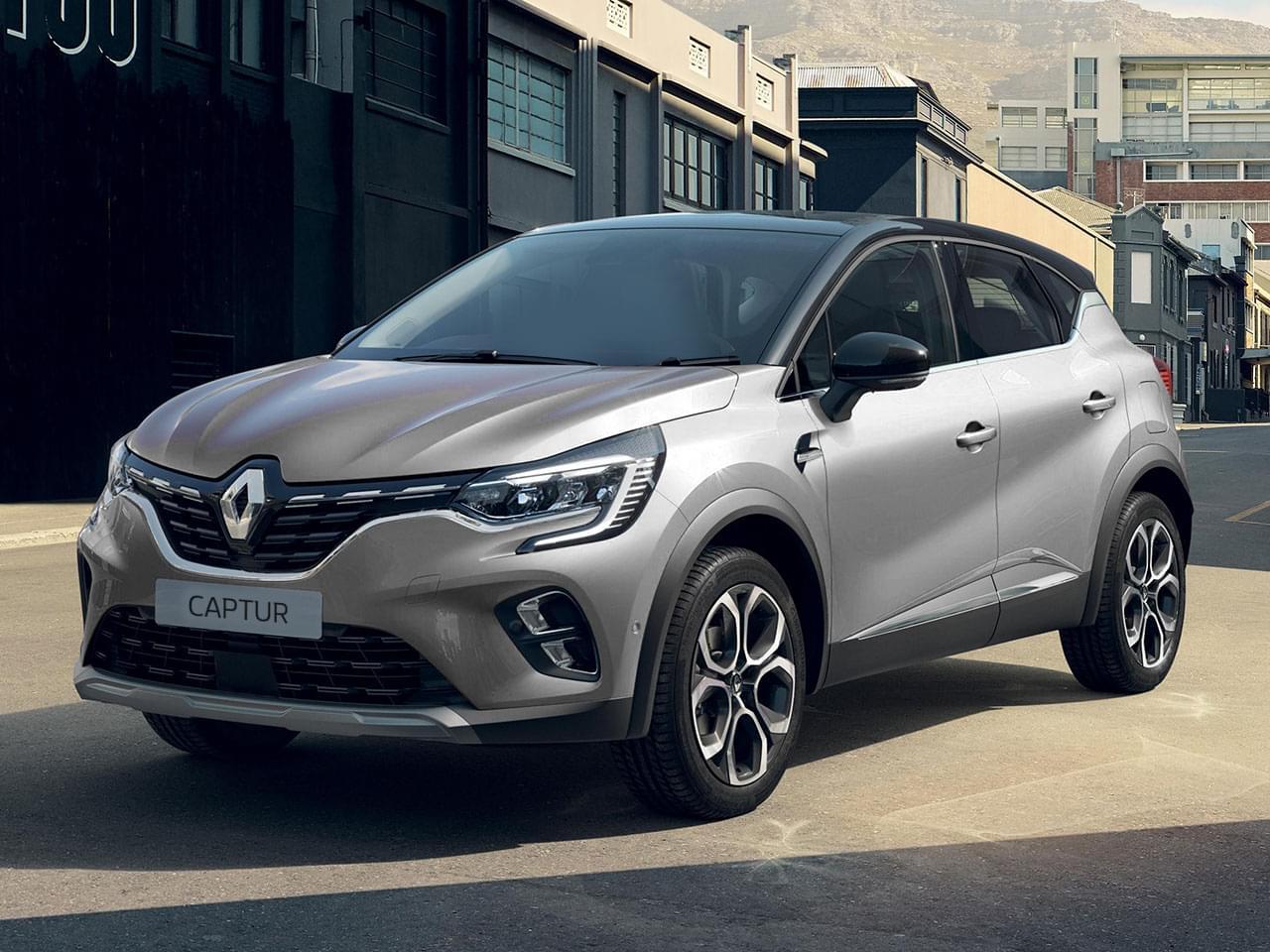 Renault Captur Intens E-Tech Plug-in Hybrid 160