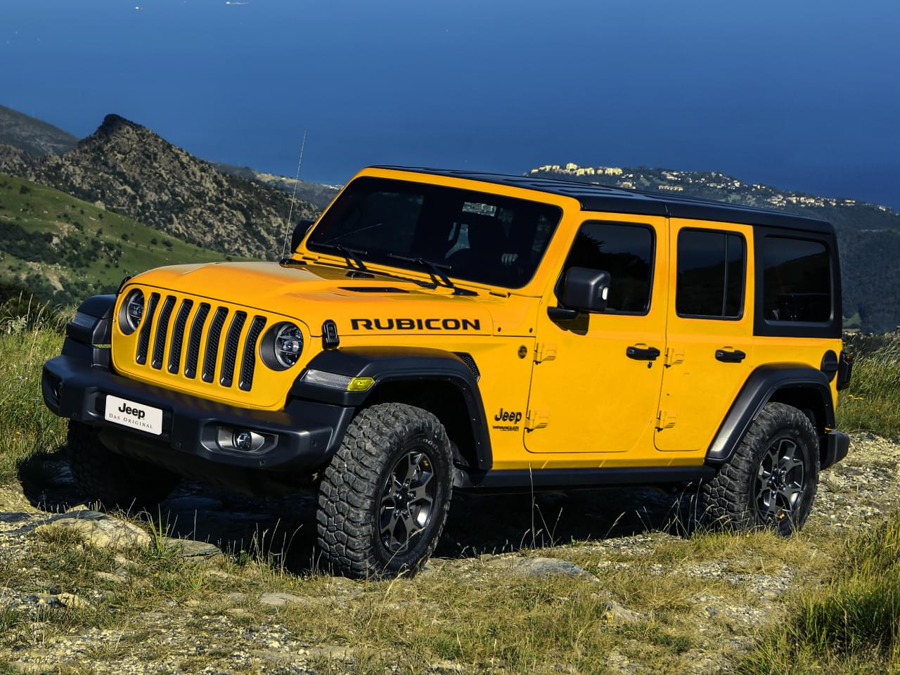 Jeep Wrangler Unlimited 2.2 CRDi Rubicon 200PS 4x4 AT8