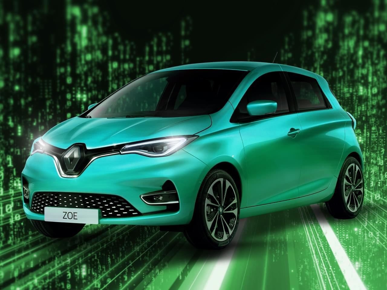Renault Zoe Experience Z.E. 50 Automatik