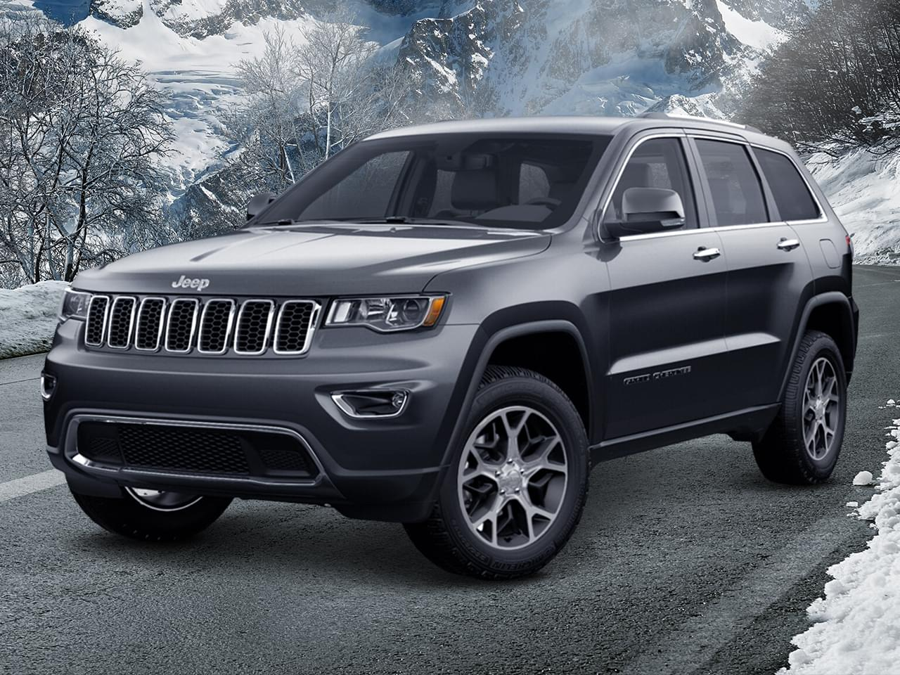 Jeep Grand Cherokee Overland 3.0l Diesel V6 250PS