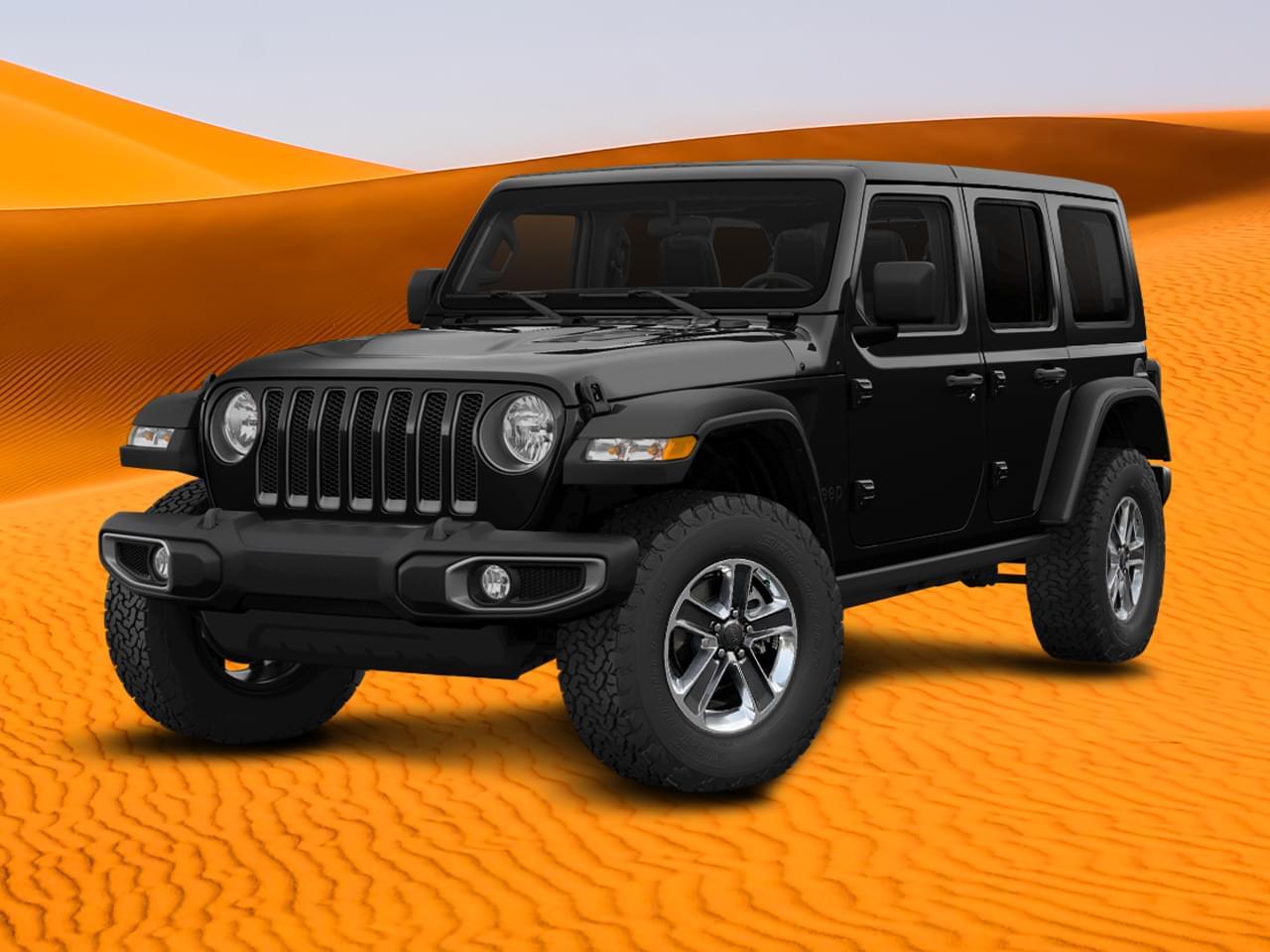 Jeep Wrangler Unlimited Sahara 2.0 T-GDI 4x4 MY21