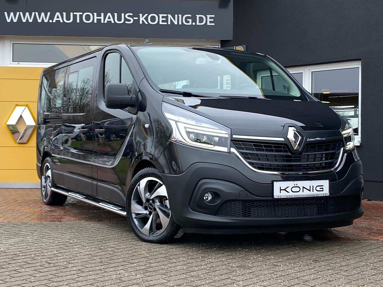 "Renault Trafic Grand Combi ""Free by Irmscher"" dCi 145 Automatik"