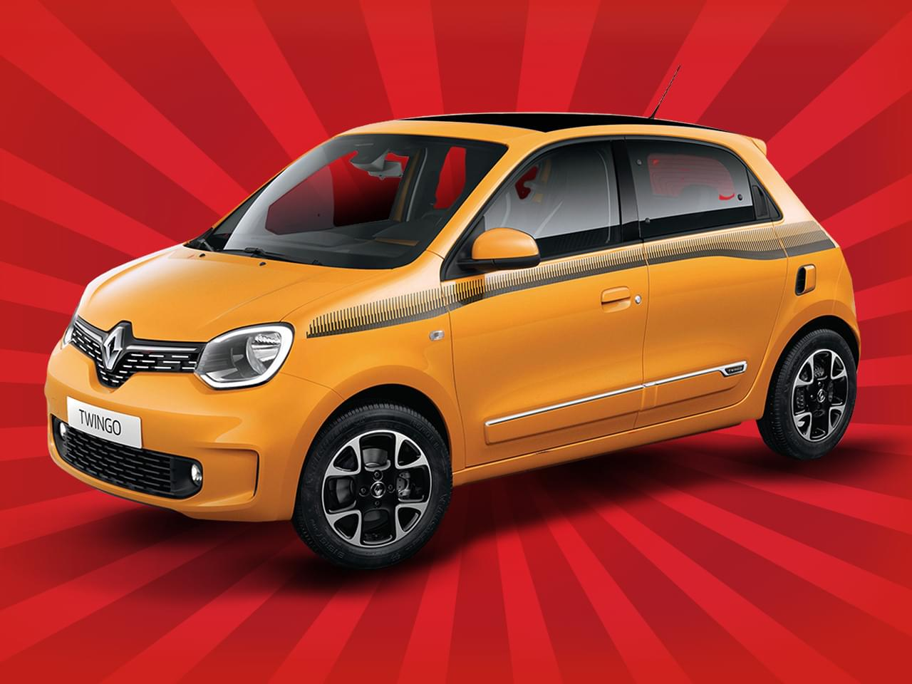 Renault Twingo Flexxleasing Limited SCe 75 Start&Stopp
