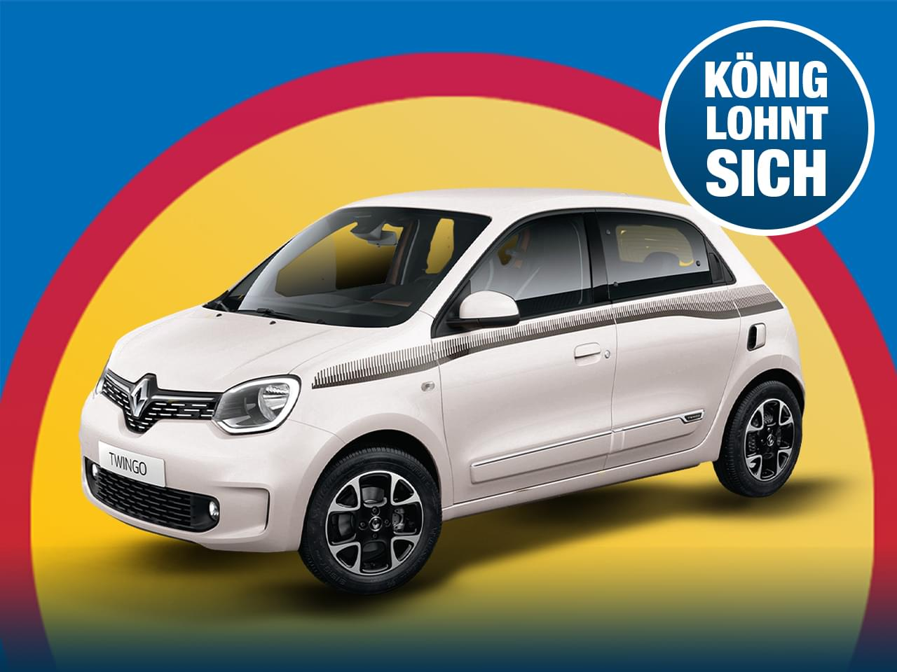Renault Twingo Limited SCe 75 Start&Stopp