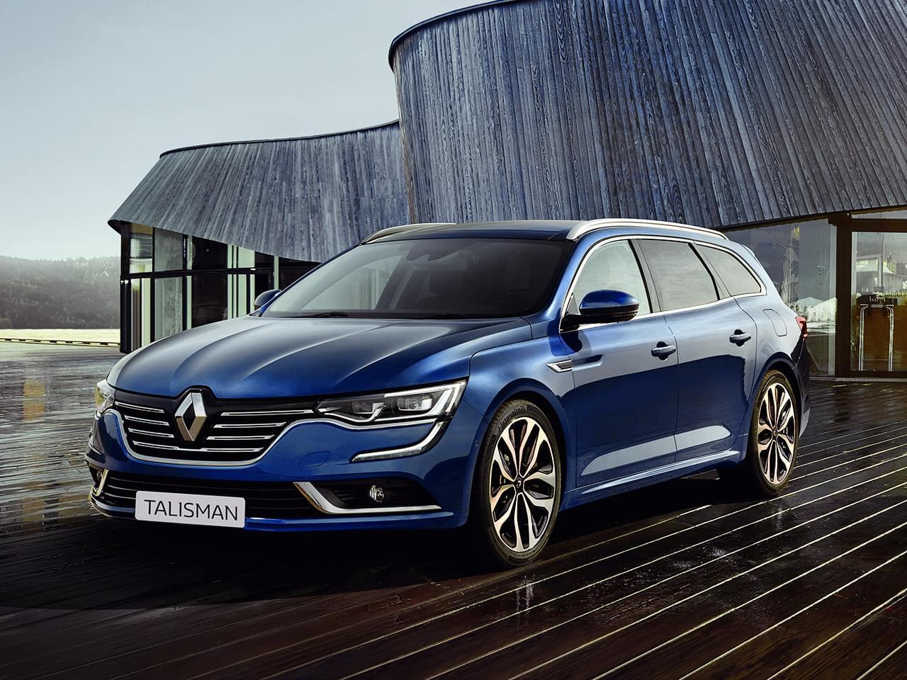 Renault Talisman Kombi Family Blue dCi 160 EDC Automatik