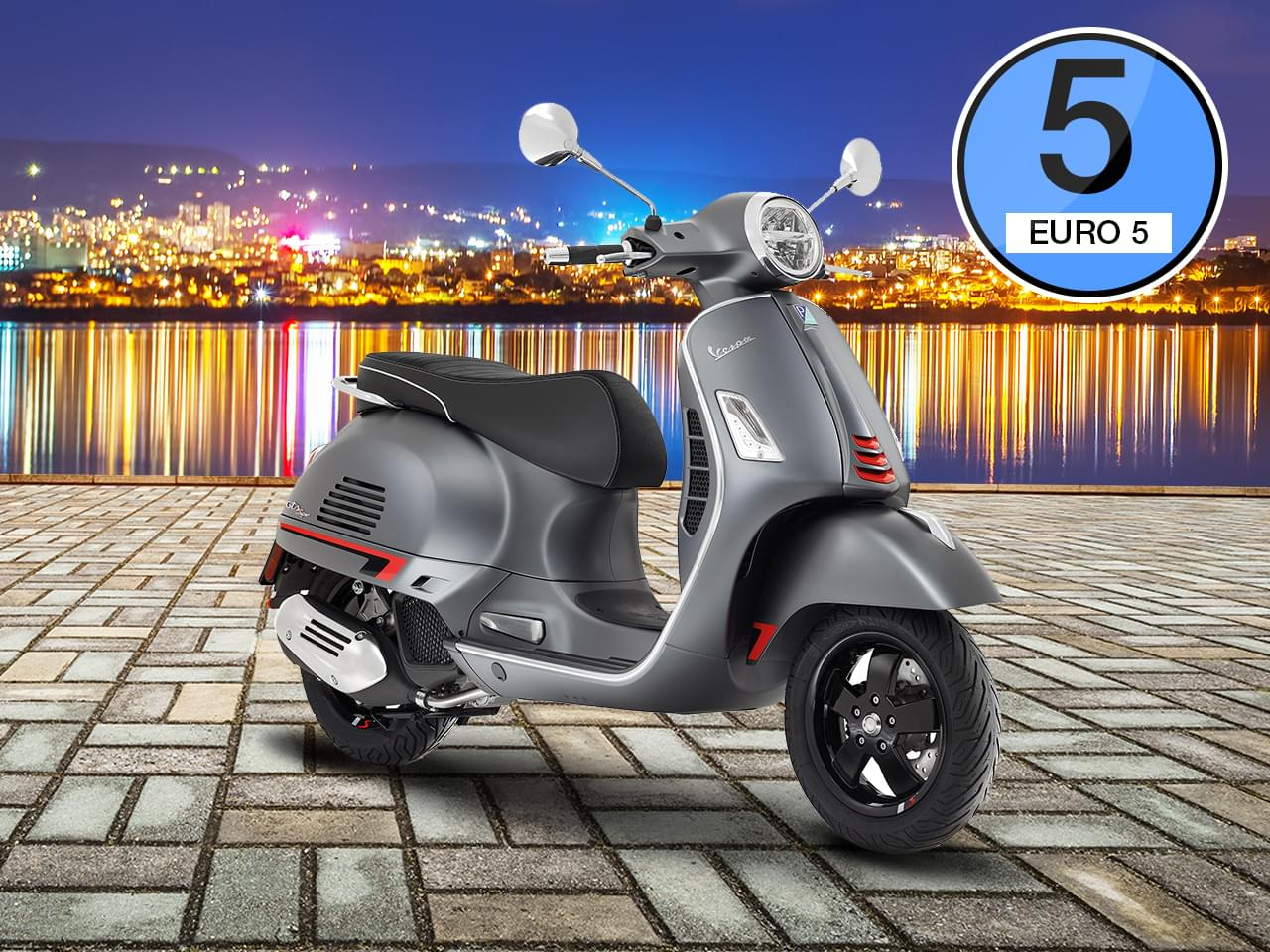 Vespa GTS SuperSport 125 HPE ABS - Modell 2021