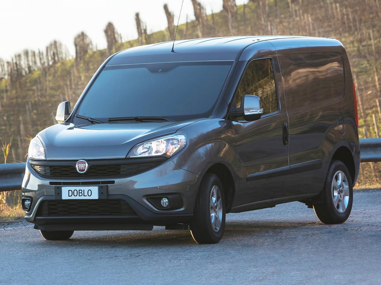 Fiat Doblo Cargo Klimaanlage L2H1 SX 1.3 Multijet Diesel