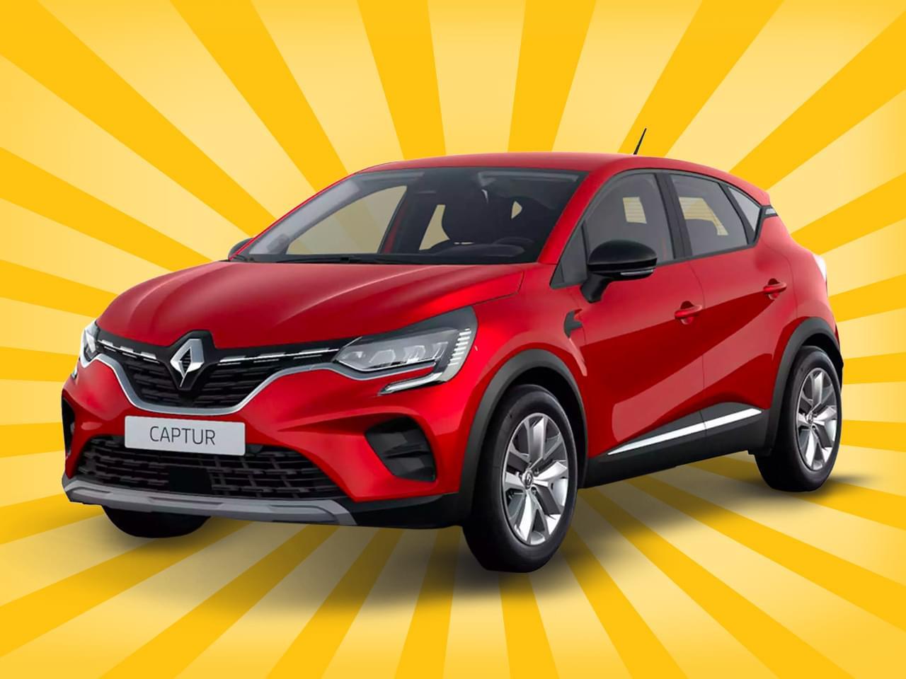 Renault Captur Testleasing Business Edition TCe 130 EDC GPF