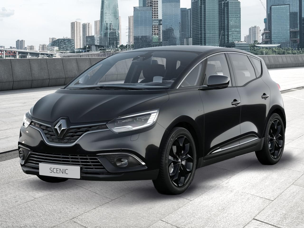Renault Scenic Black Edition Blue dCi 150 Automatik