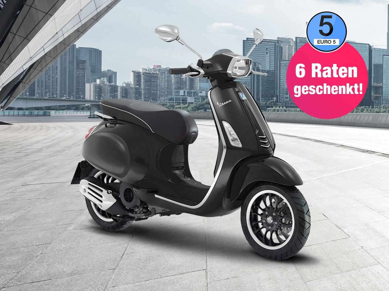Vespa Sprint  50 4T 3V i-get - Modell 2021