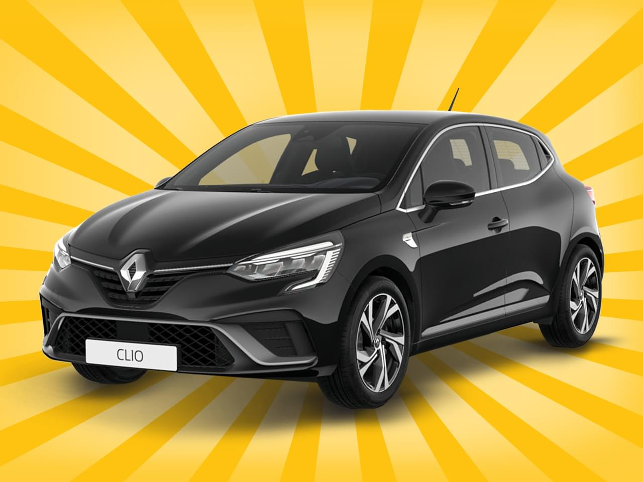Renault Clio Testleasing R.S.-Line TCe 100