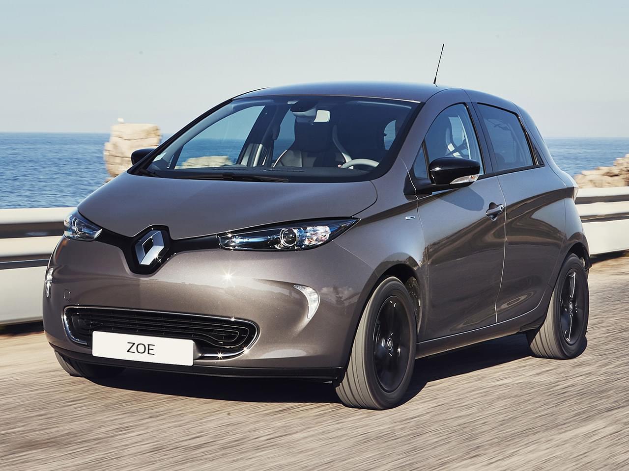 Renault Zoe Limited Z.E. 40 ohne Batteriemiete