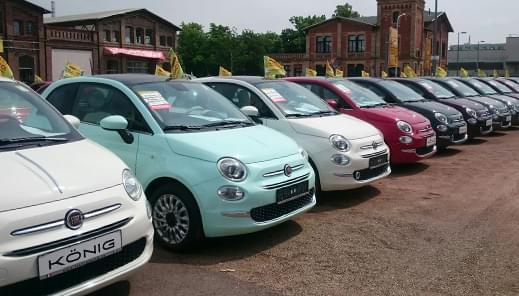 Starke Gebrauchtwagen zu günstigen Preisen finden Sie hier!