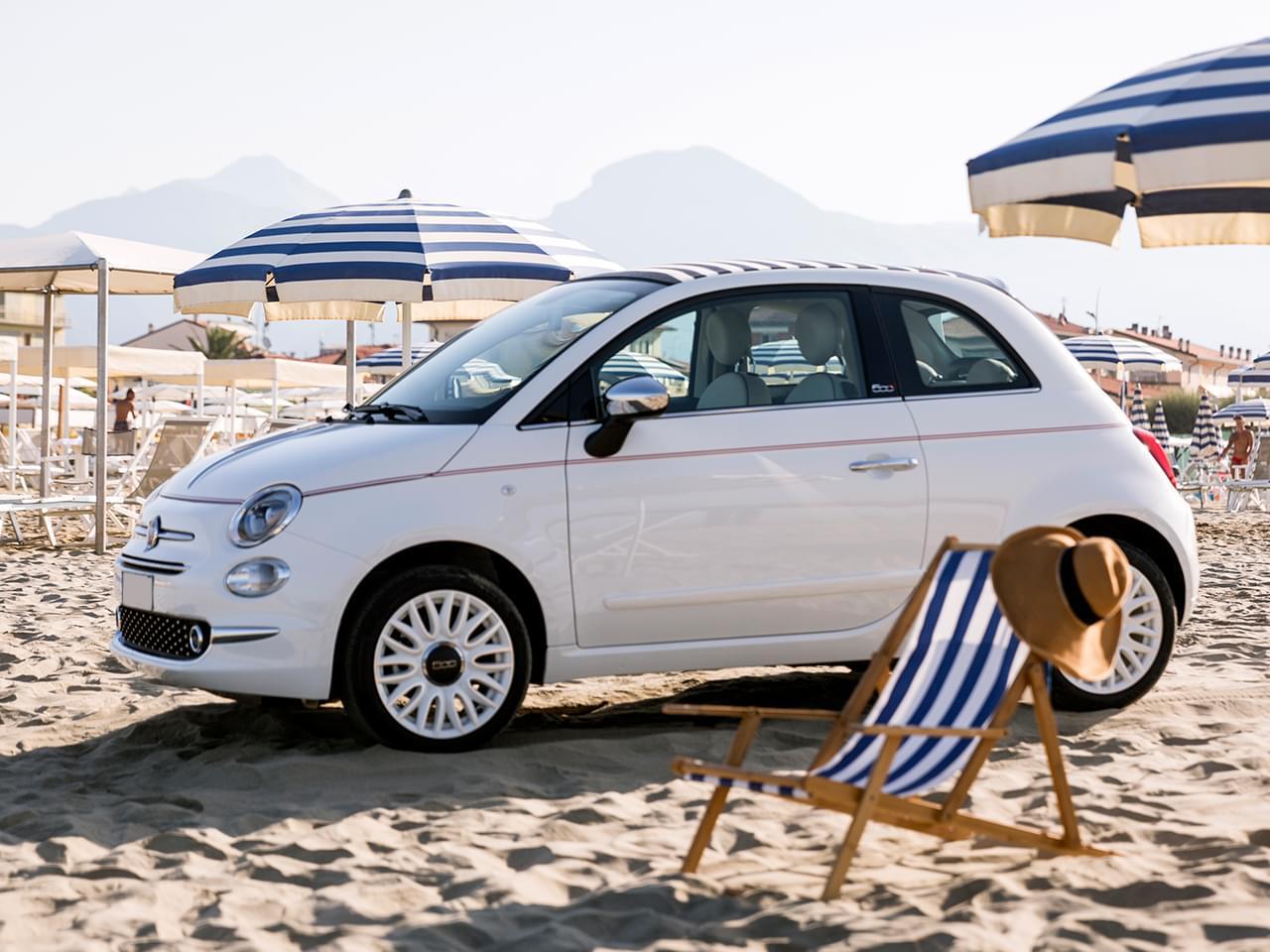 Fiat 500C Cabrio Dolcevita 1.2 8V