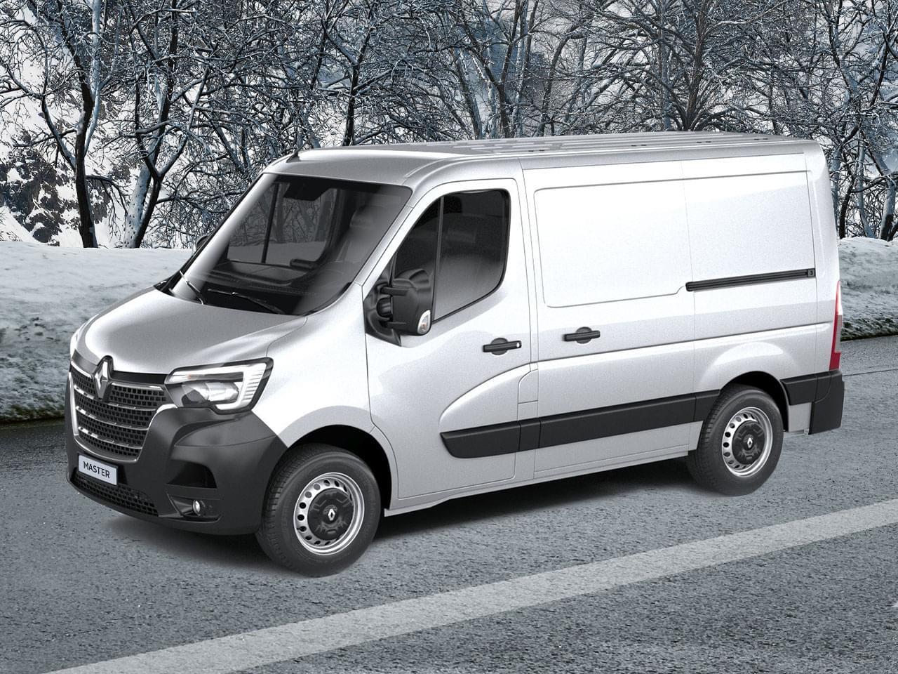 Renault Master DoKa 7-Sitzer L3H2 3,5t dCi 180 EURO6d-Temp
