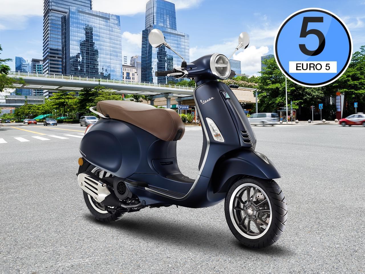 Vespa Primavera S 50 4T 3V i-get - Modell 2021