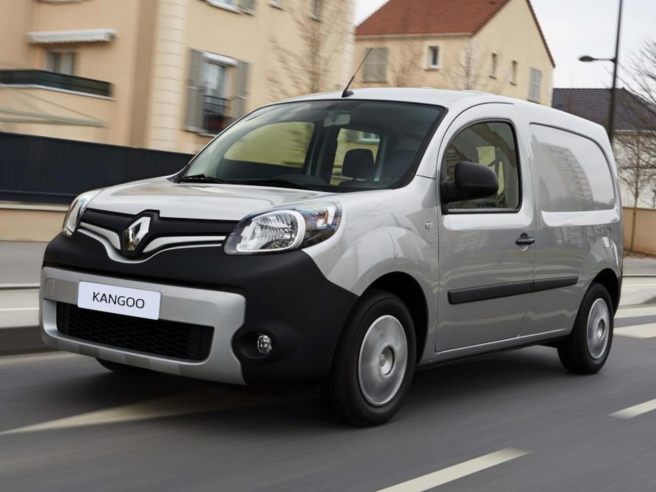 Renault Kangoo Transporter Rapid Extra TCe 115