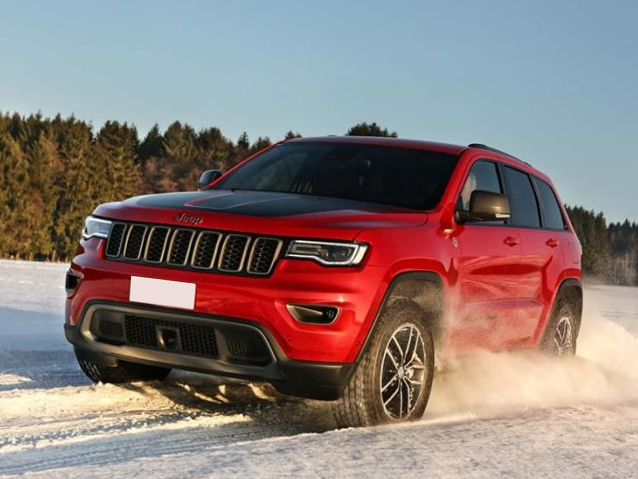 Jeep Grand Cherokee Trailhawk 3.0l V6