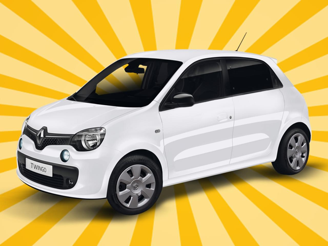 Renault Twingo Testleasing Limited SCe 75 Start&Stopp