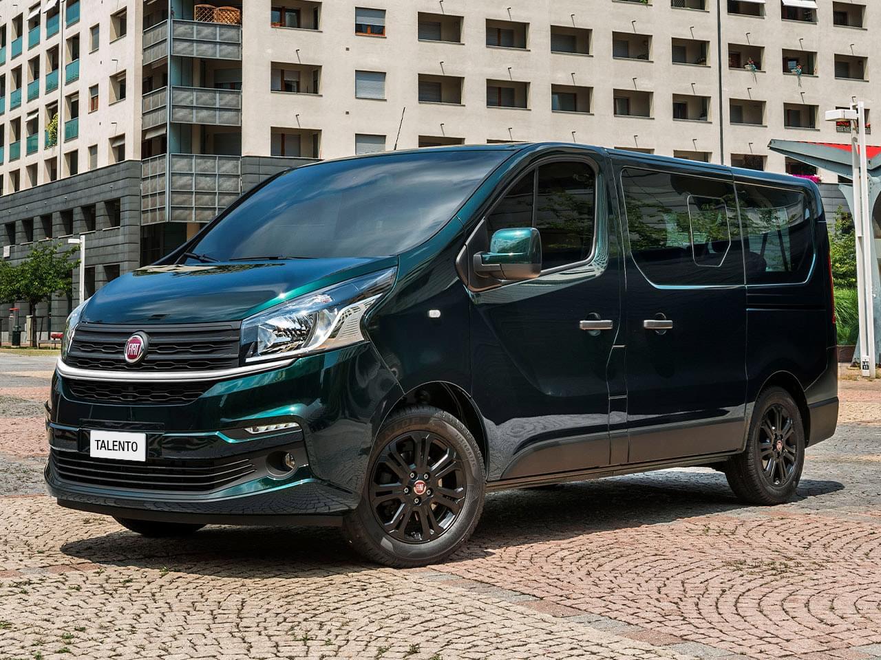 Fiat Talento Kombi Family 8-Sitzer 2.0 Ecojet 1,2t L2H1