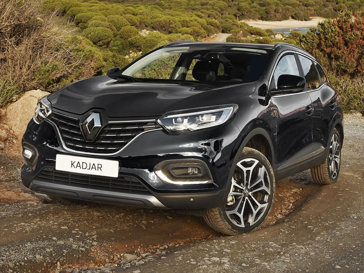 Renault Kadjar BUSINESS Edition BLUE dCi 115 EDC Automatik