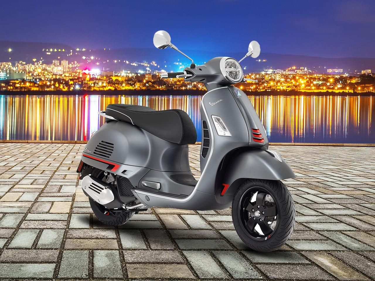Vespa GTS Super Supersport 125 i-get ABS
