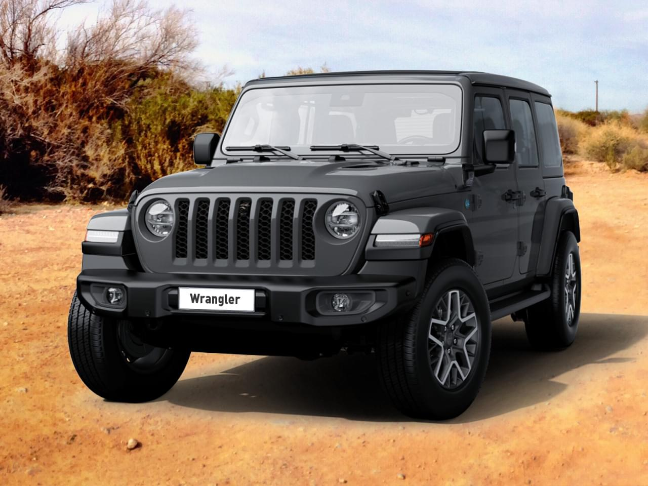 Jeep Wrangler Unlimited 4xe First Edition - Plug-in Hybrid Automatik