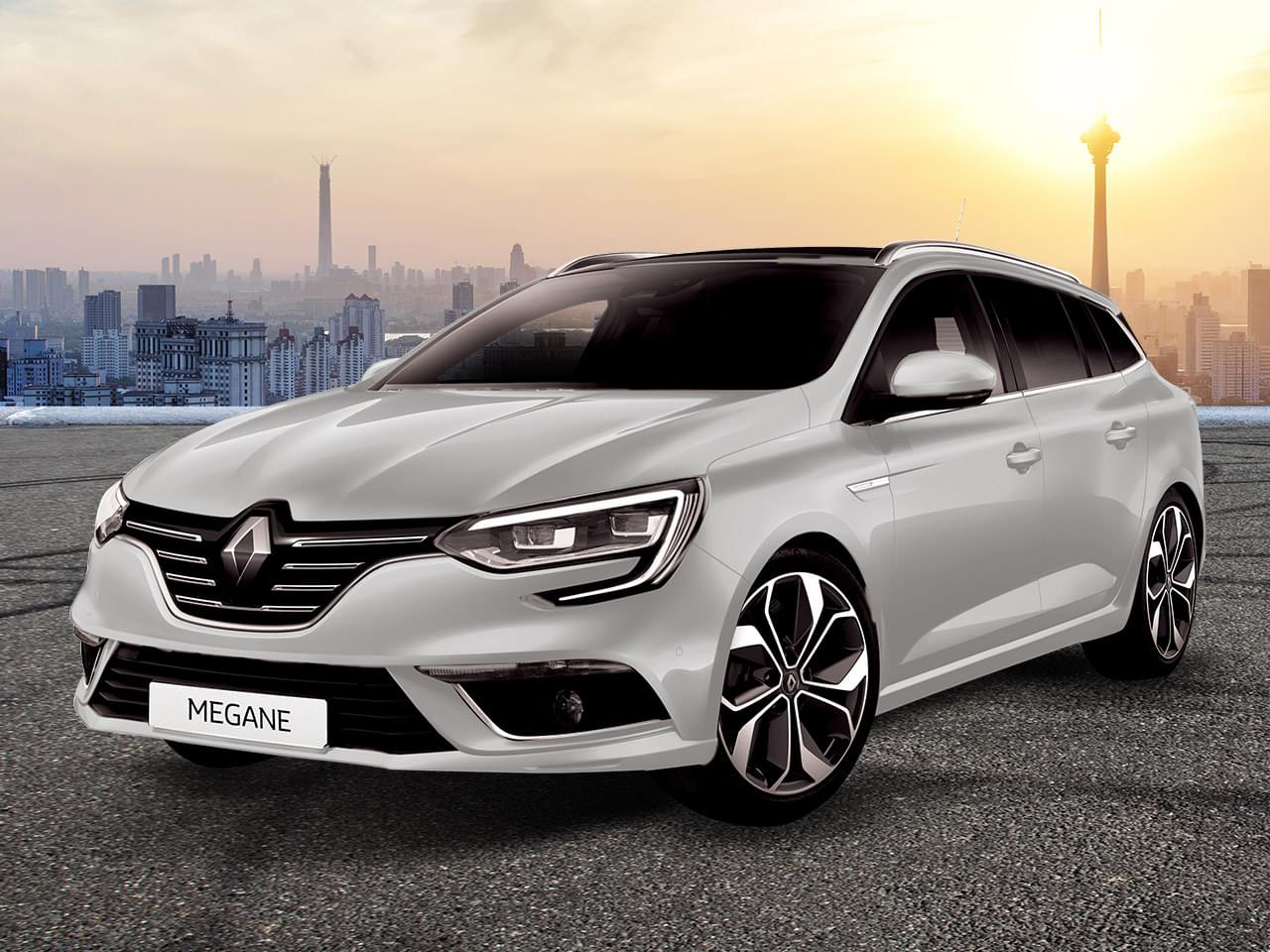 Renault Mégane Kombi Life TCe 115 GPF
