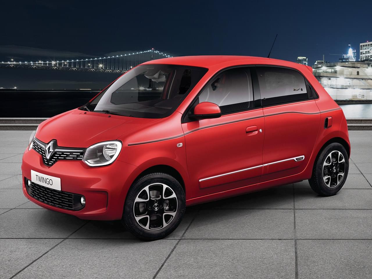 Renault Twingo Intens TCe 90 EDC AUTOMATIK