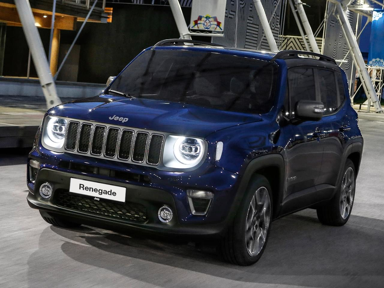 Jeep Renegade Limited  MY19 1.0l T-GDI 4x2